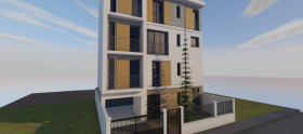 Construction d'un bâtiment de 6 appartements (75013)